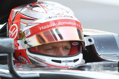 Unwell Kevin Magnussen faces medical check before Mexican GP FP3