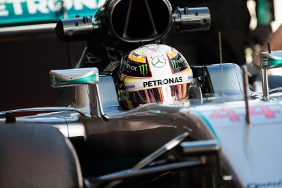 Increased ban on radio chat to make F1 races harder, Hamilton feels