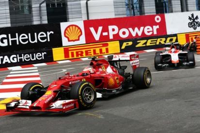 Monaco GP: Kimi Raikkonen penalised for clash with Kevin Magnussen