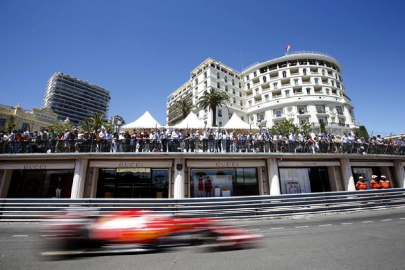 Monaco GP: Ferrari's Fernando Alonso celebrates 'best lap' of 2014
