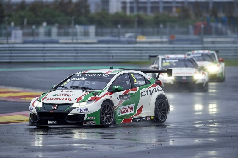 Honda excluded from China WTCC results, Volvo takes points lead