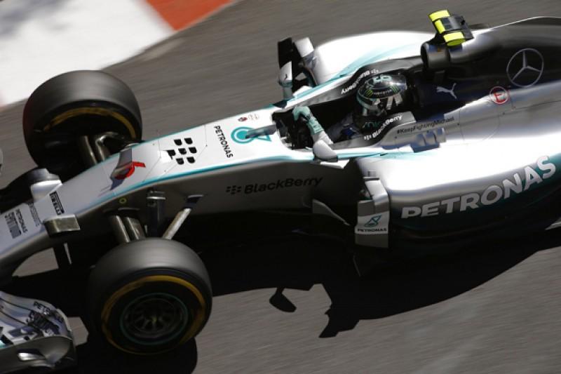 Monaco GP: Nico Rosberg keeps pole after stewards investigation