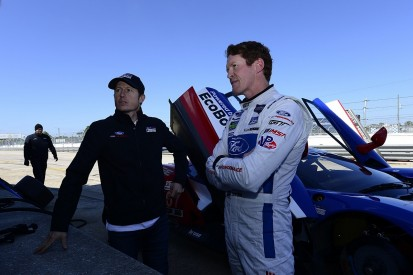 IndyCar champion Dixon to make Le Mans debut in Ganassi-run Ford GT