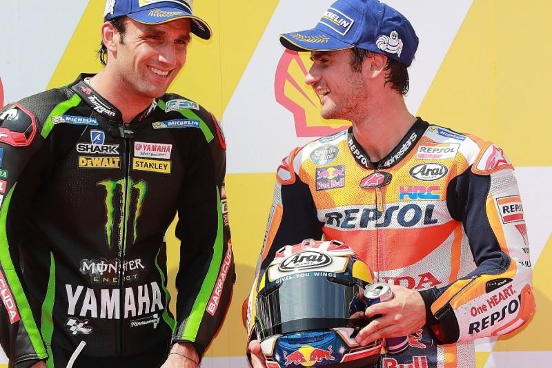 MotoGP Sepang: Pedrosa edges Zarco for pole, Marquez crashes
