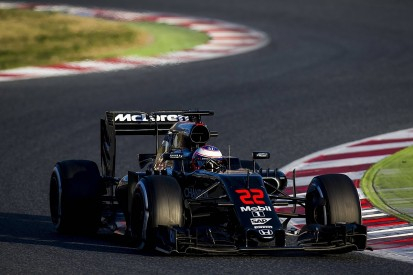 McLaren starts 2016 F1 season with 'unknowns' after testing
