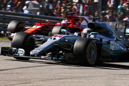 Ecclestone thinks Mercedes gave Ferrari help with F1 engine