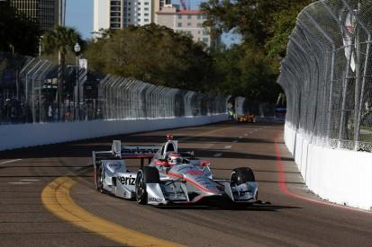 St Petersburg IndyCar: Will Power leads Penske qualifying sweep