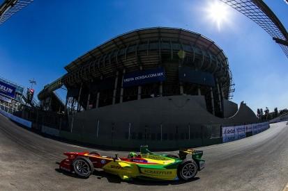 Mexico City Formula E: Di Grassi wins wild race to take points lead