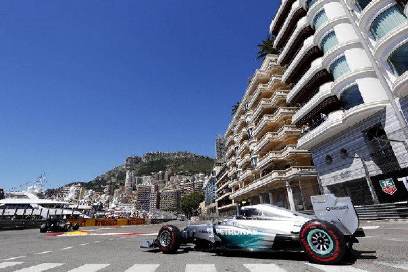 Monaco GP: Toto Wolff explains Rosberg's wild steering movements