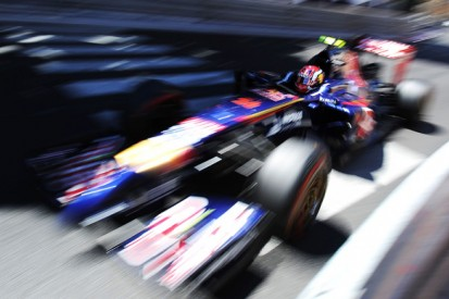 Monaco GP: Daniil Kvyat 'lucky' shunt didn't end his qualifying