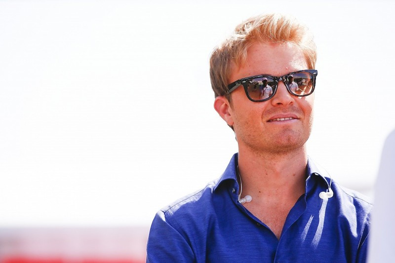 F1 champion Nico Rosberg to take role with dad Keke's GT team