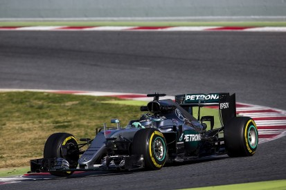 New tyre framework could boost F1, Mercedes' Rosberg believes