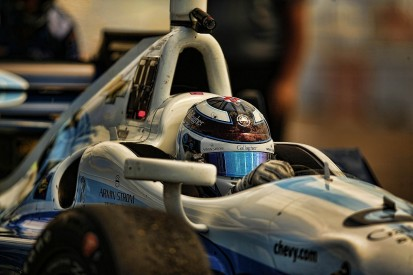 Ex-F1 driver Chilton 'disappointed' with IndyCar qualifying debut
