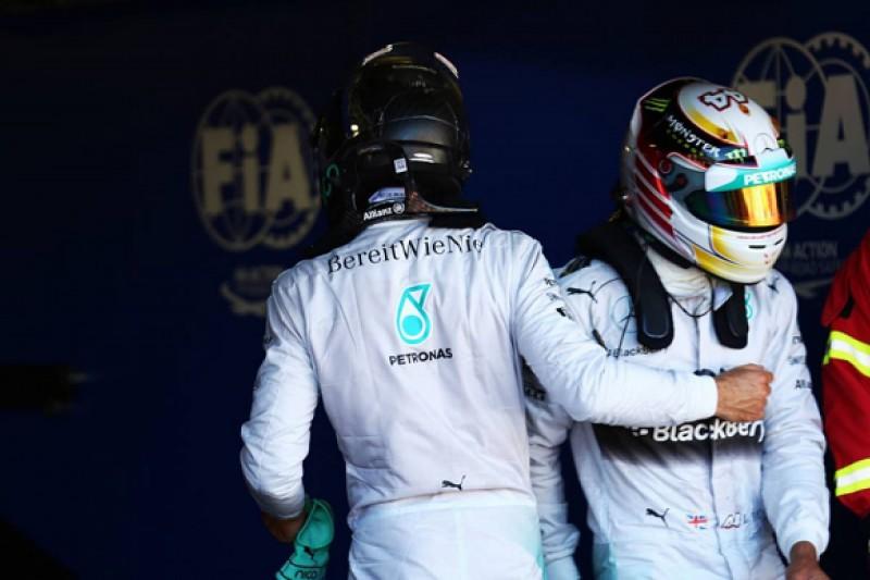 Monaco GP: Rosberg insists he did not deliberately impede Hamilton