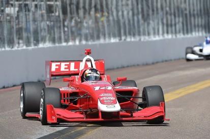European F3 champion Rosenqvist grabs race win in Indy Lights debut