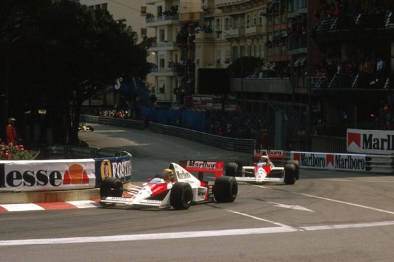 Monaco GP: Lewis Hamilton to deal with Rosberg spat like Senna