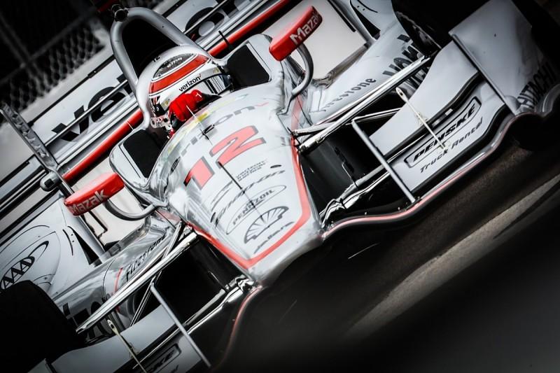 St Petersburg IndyCar: Penske driver Power fastest in practice two