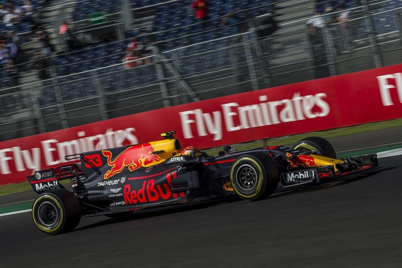 Mexican GP: Testing 2018 parts disrupted Verstappen's Friday
