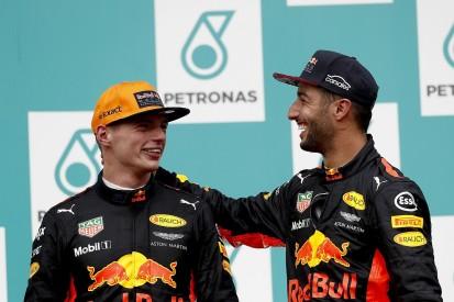 New Verstappen Red Bull F1 deal aids Ricciardo's Merc/Ferrari hopes