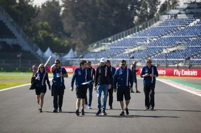 Esteban Ocon slams 'dangerous' FIA speed bumps on Mexico F1 track