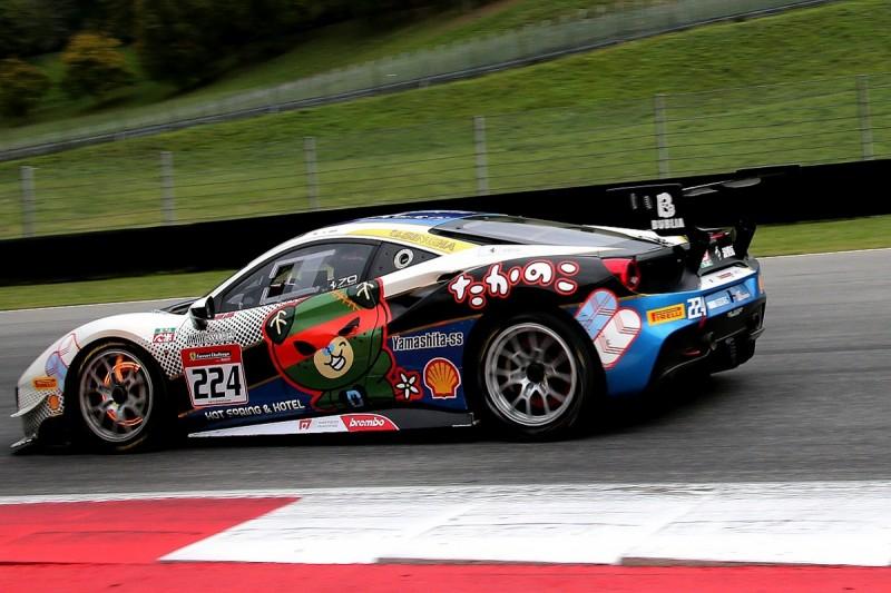 Go Max wins Ferrari Challenge Asia Pacific opener at Mugello