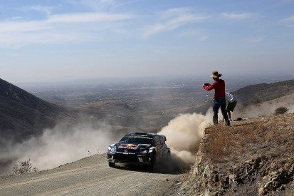 Rally Mexico will drop its 50-mile WRC stage for 2017