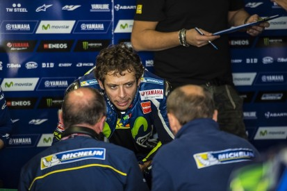 Valentino Rossi wants new MotoGP contract then to switch to cars