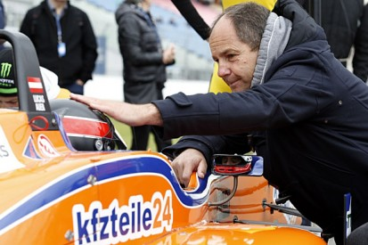 Gerhard Berger considers standing down from FIA single seater role