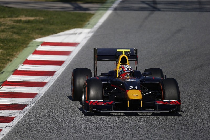 Barcelona GP2 test: Red Bull's Gasly finishes on top for Prema