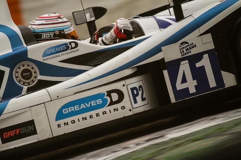 Sir Chris Hoy resumes LMP2 testing ahead of possible Le Mans bid