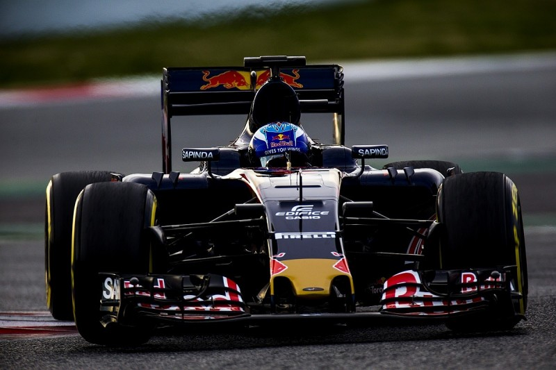 Toro Rosso starts F1 season with confidence soaring, boss Tost says