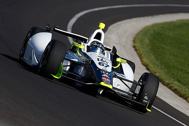 Indianapolis 500: Josef Newgarden tops Monday practice