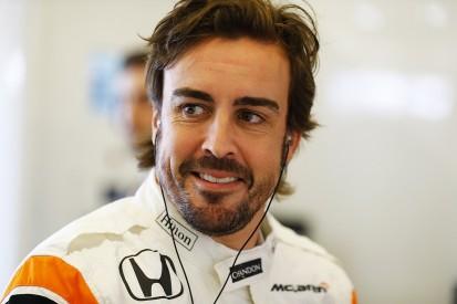 McLaren F1 driver Fernando Alonso to contest 2018 Daytona 24 Hours