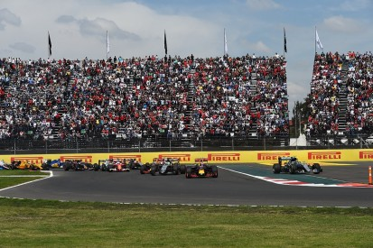FIA tightens track limits rules for Formula 1's Mexican Grand Prix