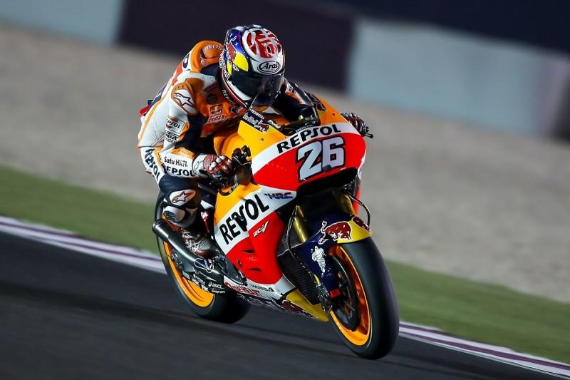 Dani Pedrosa heading into 2016 MotoGP season 'behind' rivals