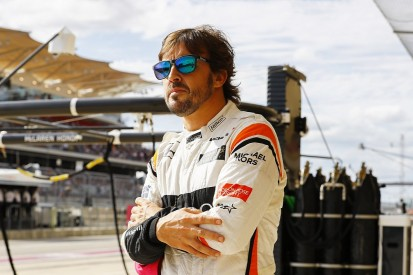 Alonso talked Daytona 24 Hours 'two minutes' after new McLaren F1 deal