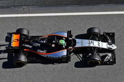 Force India plans major F1 upgrades for Bahrain and Spanish GPs