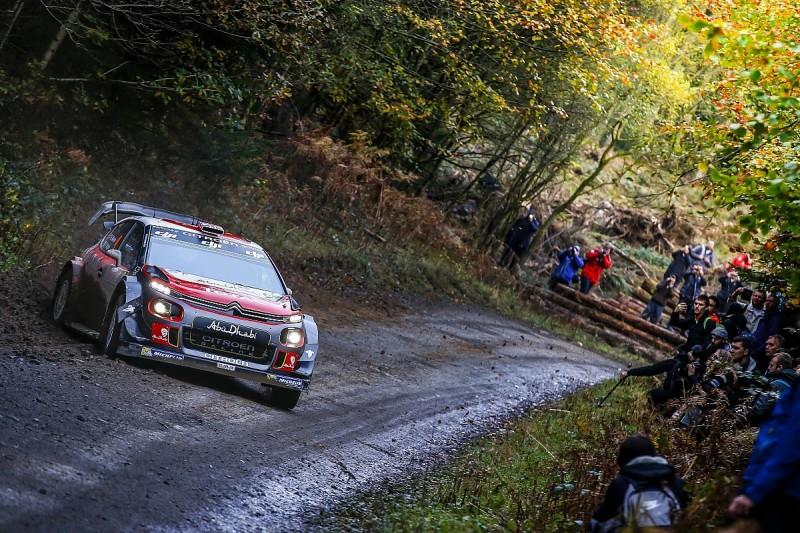 Kris Meeke blasts Citroen WRC team's Rally GB test preparations