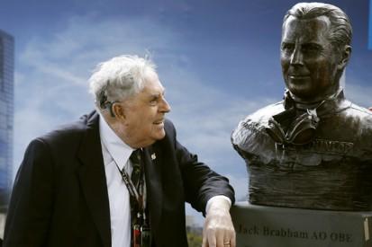 Tributes to three-time F1 world champion Sir Jack Brabham