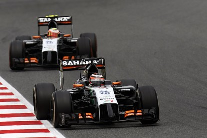 """Force India F1 team plans """"significant"""" upgrades for British GP"""