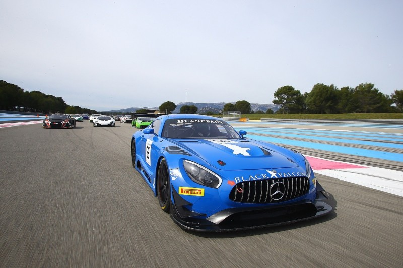 Blancpain GT Series Sprint Cup entry grows to 38 cars for 2016
