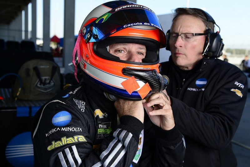 Ex-F1 driver Rubens Barrichello stays with WTR for Sebring 12 Hours