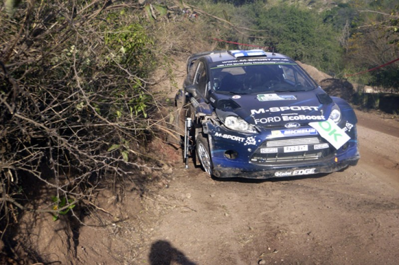 World Rally Championship drivers want voice in format change debate