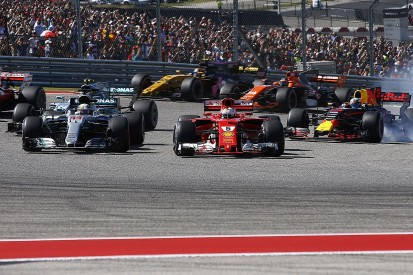 Switch to four-wheel-drive cars part of crunch F1 talks next week