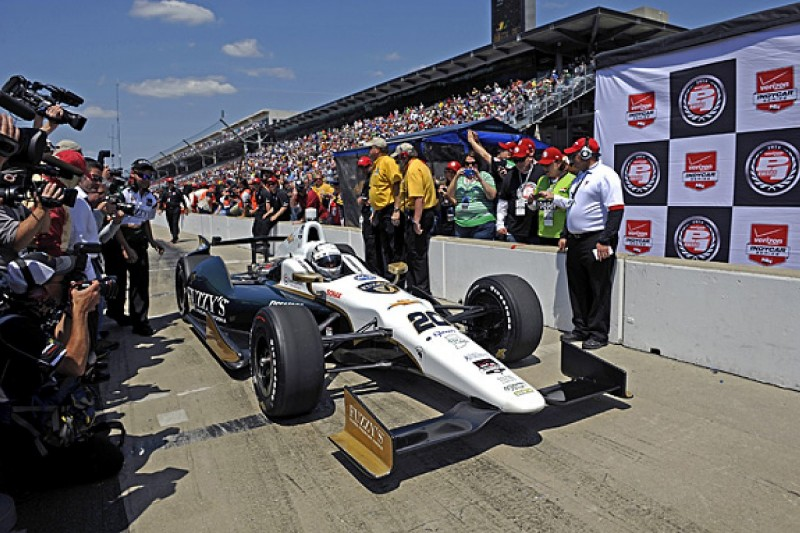 Indianapolis 500: Ed Carpenter happy to focus on oval IndyCar races
