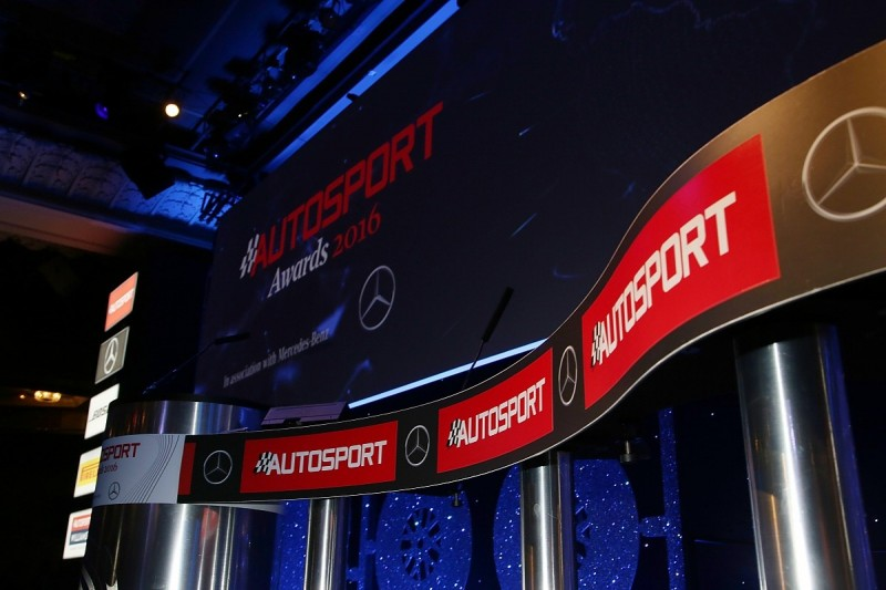 Voting process opened for Autosport Awards 2017