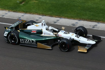 Indianapolis 500: Ed Carpenter tops first day of qualifying