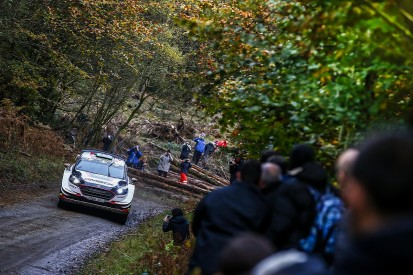 Rally GB: Ogier says Evans favourite with DMACKs after shakedown