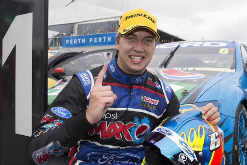 Barbagallo V8 Supercars: Chaz Mostert takes first win for FPR