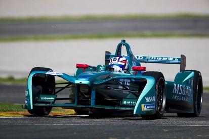 BMW DTM driver Blomqvist: FE never on my radar before first test